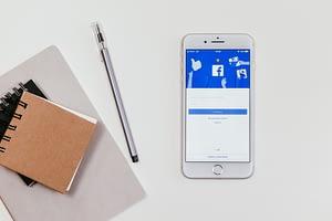 iphone med facebook