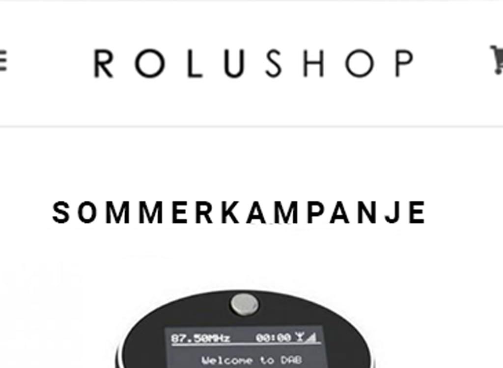 rolushop.no